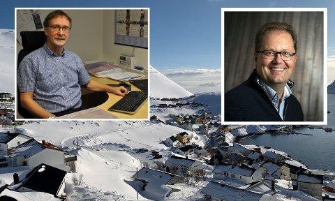 """Stig Hansen og Ketil Hveding inviterer til kurset """"muligheter når utfordringene står i kø""""."""