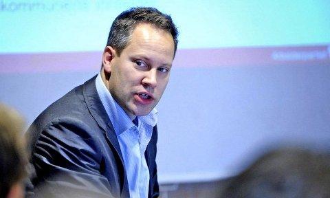MØTER UDI: Jon-Ivar Nygård møter UDI for å diskutere flyktningediskusjonen onsdag.
