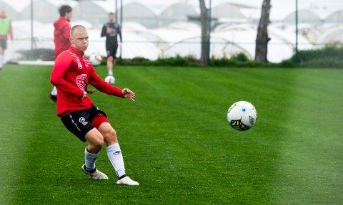PÅ VEI BORT: Thomas Rekdal kan være tapt for FFK.