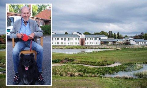 FORTVILET: Nordvald Nybrott savner hunden sin Nero (4).