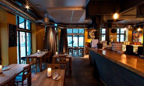 Tapasrestauranten Delicatessen etablerer seg i Fredrikstad. Her fra restauranten på Majorstua i Oslo.