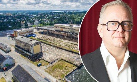 – Fredrikstad kino vil nok tape for den nye kinoen, men jeg tror likevel – og dette er spekulasjoner – at Fredrikstad kino har livets rett, sier Fredrikstad-mann Ivar Halstvedt som er administrerende direktør i kinokjeden Odeon.