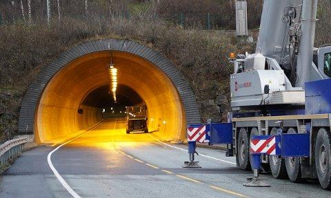 Tirsdag kjøres de siste testene igang for Fagernestunnlen etter omfattende renovering.
