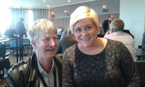 Trygve Ravndal, lokallagsleder i Gjesdal Frp, kan ikke få rost Siv Jensen nok, men er likevel tydelig på at hennes avgang nå er til det beste for partiet.