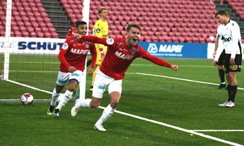MER JUBEL? Norges Fotballforbund offentliggjorde terminlista for 1.divisjon onsdag ettermiddag.