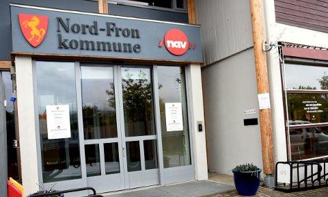 Formannskapet i Nord-Fron vedtok i dag påbud om bruk av munnbind.