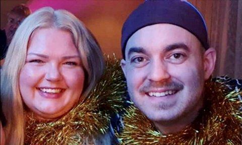 Mandy Pettersen og Endre Fagervold i ESC Norge skal arrangere Eurovision Song Contest på internett.