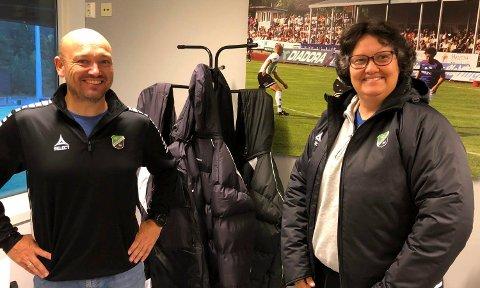 NY LEDER: Mona Mossing blir ny utviklingssjef for kvinnefotballen i HBK.