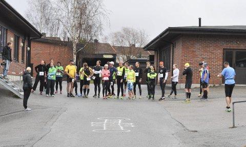 TØFFINGER: Åtte milløp står på programmet for de løpsglade deltakerne av Halden Ultraintervall til helgen.Arkivfoto: Tom Minge Nilsen