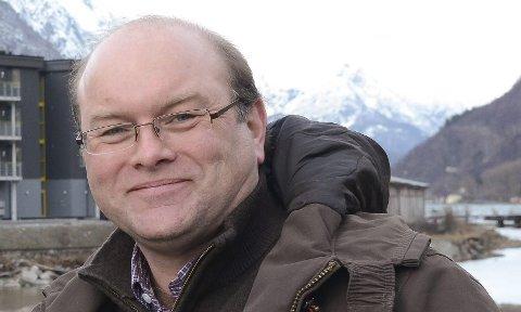 Ønsker samanslåing: – Det ligg eit fleirtal i Jondal kommunestyre som ønsker ei samanslåing, seier Olav-Magnus Hammer frå Jondal Arbeidarparti.