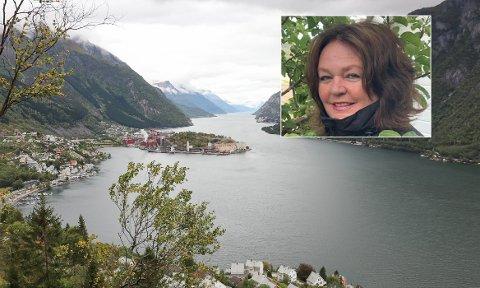 Laila Thorsen er prosjektleiar i utviklingsprosjektet i Nav Region Voss og Hardanger.