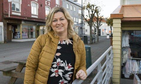 HAR FÅTT NY JOBB: Inger Karin Damm.