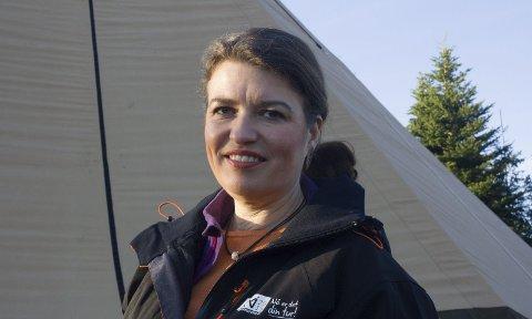 GOD TRU: Stortingsrepresentant Liv Kari Eskeland (H) vonar at vegstrekninga Bakka - Solheim på E 134 kan bli framskunda til første planperiode i den nye nasjonale vegplanen Stortinget skal vedta før sommaren. (Arkivfoto: ).