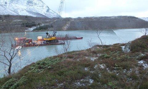 Mudringen av Olvikvatnet kan tas opp igjen.