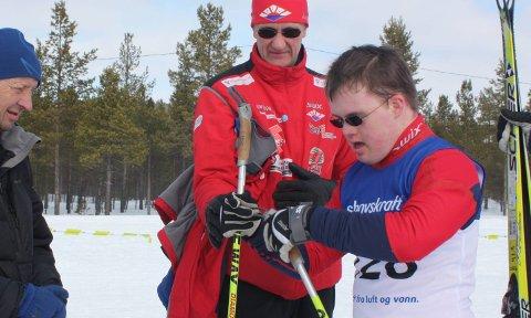NY UTFORDRING: Sandnes IL-løperen Dag Sibbern Ryeng skal representere Norge i mars. Arkivfoto