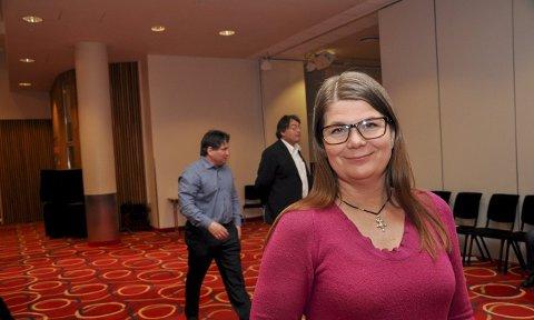 Trine Noodt er valgt til Finnmark Venstres stortingskandidat. Arkivfoto: Oddgeir Isaksen