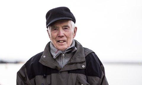 STERKE HISTORIER: Per Andersen var bare tolv år gammel i 1944, da krigen herjet. Han forteller om sin opplevelse.