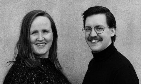AVLYSER: Maria Therese Bersås og ektemannen Martin Halla avlyser julekonserten i Aurskog kirke 20. desember.