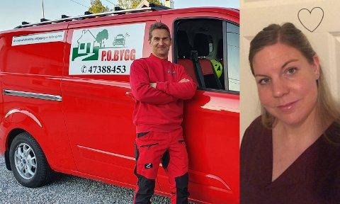 Nina Marlen Brobakken fra Bjørkelangen har nominert sambygding Piotr Ogoz til konkuransen «Norges hyggeligste håndverker».