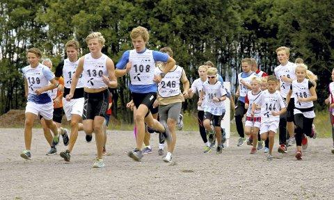 Prioritert: Aktiviteter for barn og unge blir prioritert i de nye retningslinjene for de kommunale tilskuddsmidlene.foto: Ulrikke G. Narvesen