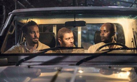 PREMIERE: Krona kino viser filmen «Mordene i Kongo» under Kongsberg Krim.