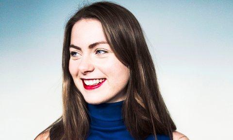 NY SINGEL: Fredag slipper Anna Kajander sin tredje singel. Den har fått navnet «Idioti».