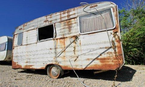 SANERING: LAS og LIAS håper de får tillatelse om et samarbeid for å ta i mot utrangerte campingvogner