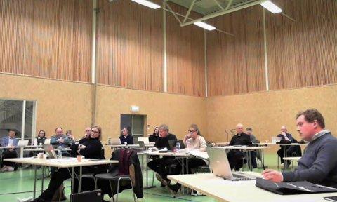 Elleve mot seks stemmer i kommunestyret vedtok å utsette saken om ny Coop på Reine. De vil byggeprosjektet og redegjørelse av trafikale utfordringer på bordet først.