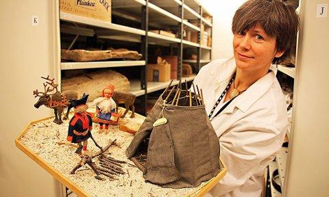 Forsker og forfatter Cathrine Baglo ved UiT - Norges arktiske universitet.
