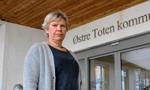 SØKT: Aslaug Dæhlen, rådmann i Østre Toten, har søkt jobben som ny rådmann i Jevnaker. Arkivbilde