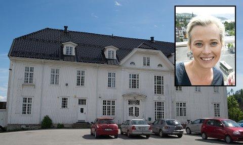 LOVER: – Dagens lokaler på Hunn bryter med en rekke lovpålagte krav, påpeker Kjersti Bjørnstad (Sp) om flyttingen av Gjøvik kunst- og kulturskole.