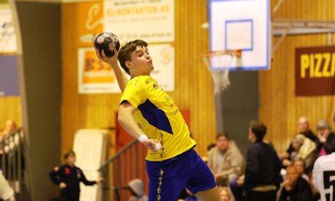 Eirik B. Fossnes og Ski tok to poeng hjemme mot Stord.
