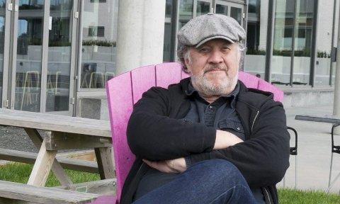 I'll be back!: Bjørn Eidsvåg kommer ikke til soloppgangen på Mølen i år, men neste år dukker han opp i juli.