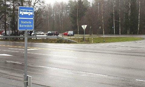 FYLLEKJØRING: 31-åringen ble tatt etter fyllekjøring på Sundbyveien i fjor sommer.