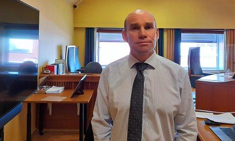 AKTOR: Politiadvokat Bjørn Bunkholt Sæter la ned forslag om 90 dager i fengsel for begge mennene. De slapp unna med samfunnsstraff.