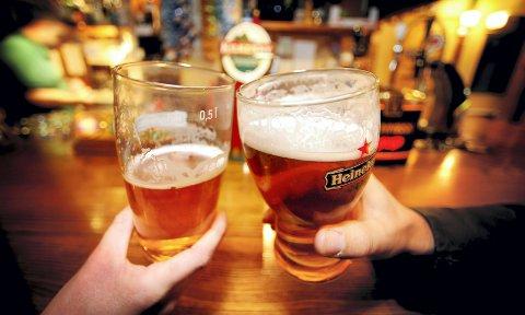 FIKK NEI: Gulating får ikke kjøre øl hjem til folk i Porsgrunn.