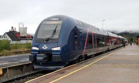 SJ Norge setter opp avganger fra Helgeland til Bodø på lørdager fra desember.