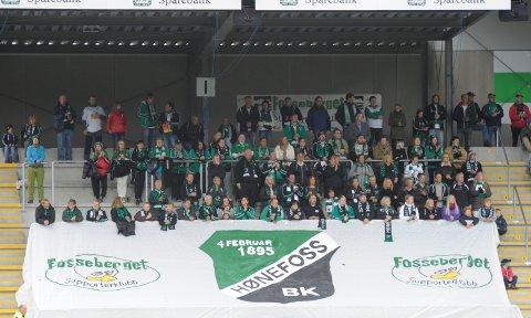 Fosseberget ønsker ikke å overlate sin faste plass til Vålerenga-supporterne fra Klanen under den kommende 2. rundekampen i cupen, onsdag 27. april. Enkelte føler seg provosert over henvendelsen fra ledelsen i HBK.
