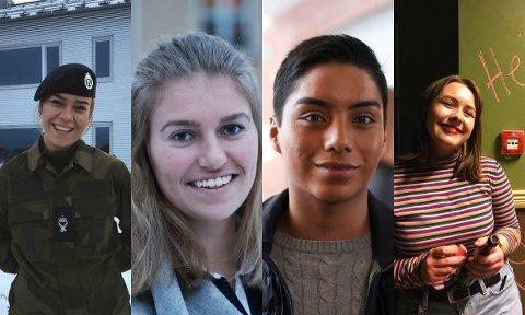 Disse fire forteller om livet etter videregående.