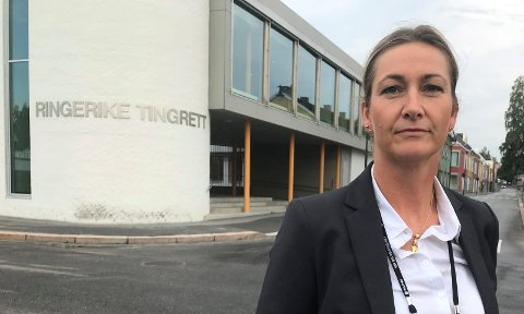 MANNEN LØSLATT: Politiadvokat Janne Østvang Skille opplyser at mannen satt seks uker i varetekt før han ble løslatt.