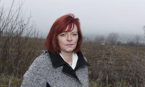 Engasjert: Gruppeleder Mona Mangen (Ap) synes det er trist at ordføreren i Sørum synes å bagatellisere folkeavstemningen. Foto: Rune Fjellvang