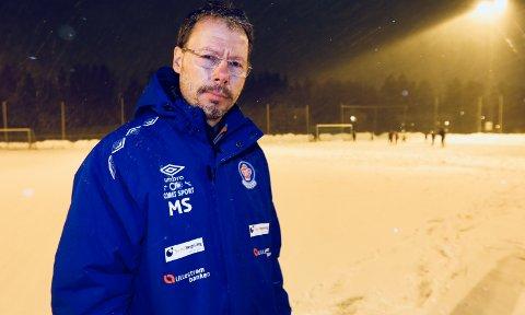 Svært bekymret: Lørenskog-leder Martin Steen liker dårlig Høyres utsettelsesønske av nye Rolvsrud stadion. Arkivfoto: Tom Gustavsen