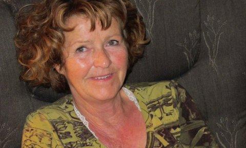 SAVNET: Anne-Elisabeth Hagen har vært savnet i over sju måneder. Politiets hovedhypotese har hele tiden vært at 69-åringen er bortført. Foto: Privat.