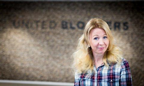 Eks-blogger Anne Brith Davidsen fra Sørumsand melder om konkurs av hennes firma Influencer Program AS