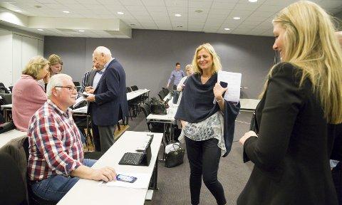 ER INNE: Det er ingen stor overraskelse at både Ivar Granum (Ap), Monica Vee Bratlie (H) og Else Marie Rødby (Sp) alle er inne i det nye kommunestyret. Arkivfoto: Bente Elmung