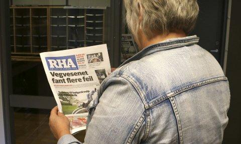 FLERE VIL HA RHA: RHAs offisielle lesertall er nå oppe i 16 300. Det er en økning på 2 300 lesere fra målingen som ble gjort for et år siden.