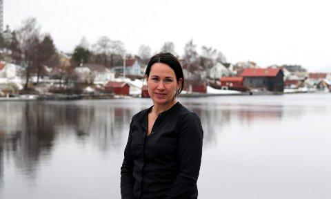 GLEDER SEG: – Jeg gleder meg til å ta fatt på denne jobben og til å samarbeide med mange dyktige medarbeidere, sier Bente Østbakken Aasoldsen.