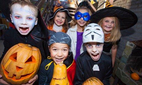 Foreldrene kan bli sittende med regningen dersom barna gjør upassende knep på Halloween.