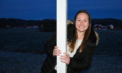 KAN SMILE IGJEN: Hege Eek-Larsen er igjen like blid som hun pleier å være, men innrømmer at de siste månedene har vært frustrerende. Foto: Kristian Holtan
