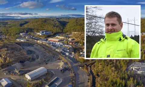 VANT FRAM: Asbjørn Pedersen AS får omsider tommel opp til å kjøpe en større tomt ved Kragerø næringspark. Bildet brukes som illustrasjon.